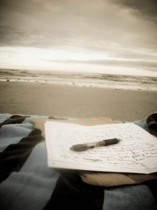 Writing During the Summer